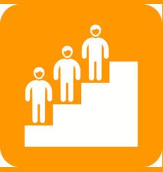personality development vector image