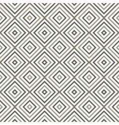 Abstract seamless geometric monochrome diagonal vector image