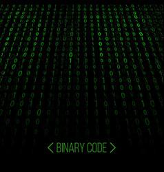 Creative of stream of binary vector