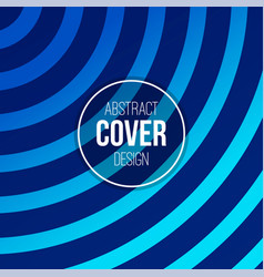abstract creative concept layout template modern vector image
