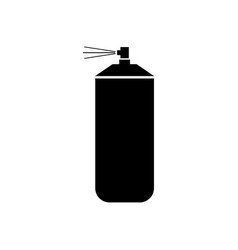 chemical icon vector image