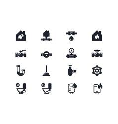 Home renovation icons Lyra series vector
