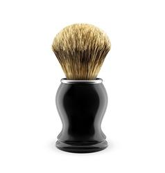 Shaving brush vector image