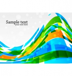 abstract background with line vector image