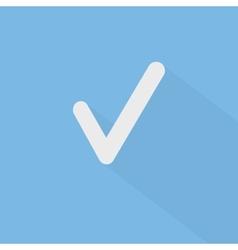 Check Symbol vector image vector image