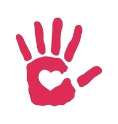 Hand icon Help design graphic vector