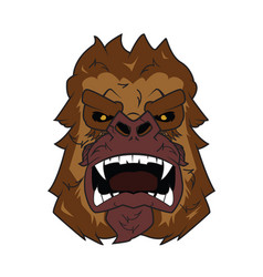 Kong-head vector