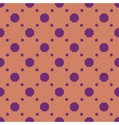 Polka dot geometric seamless pattern 2012 vector