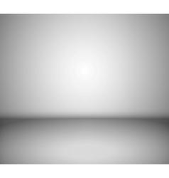 Empty room Inside background vector image vector image