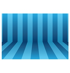 3D stripes vector image