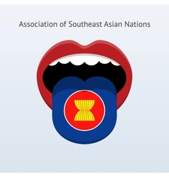 Association of Southeast Asian Nations language vector