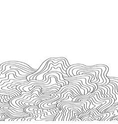 t of mountain patterns Seamless pattern can be vector image