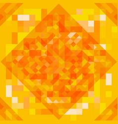 futuristic style geometric pattern vector image vector image