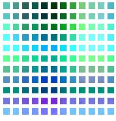 Blue colors vector