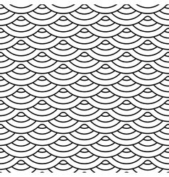 Seamless vintage pattern texture vector image