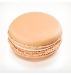Macaron icon vector image