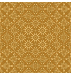Beige geometric seamless pattern vector