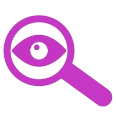 Investigate Icon vector