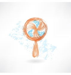 Lollipop vector