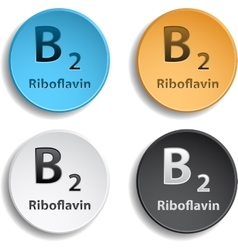 Vitamin B2 vector