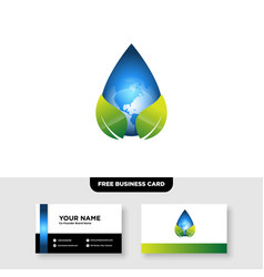 Logo design for agriculture agronomy vector