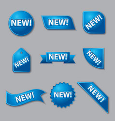 New promotion labels vector