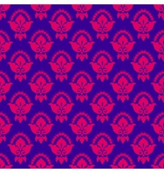 seamless with lace pattern vector image