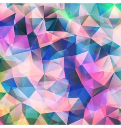Abstract green and pink EPS 10 vector image