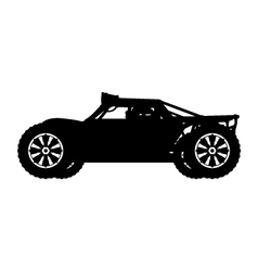 RC Offroad Buggy vector