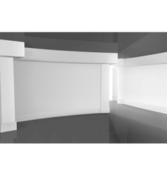 Empty Room vector image vector image