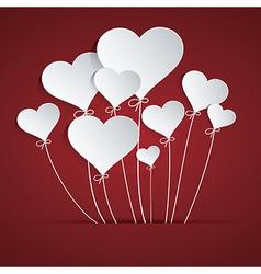 Heart Balloon vector image