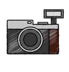 Camera icon image vector