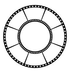Film tape vector