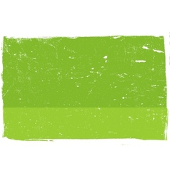 Green and white grunge vector