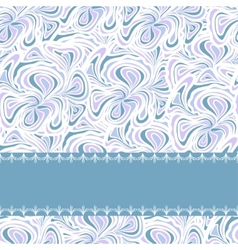 Light blue pattern with stripe vector