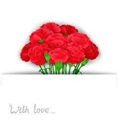 Elegant flowers design vector