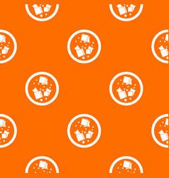 asian sauce pattern seamless vector image