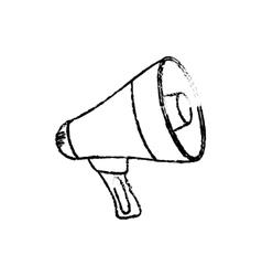 Bullhorn announce device vector
