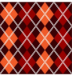 retro colorful colorful argile pattern vector image