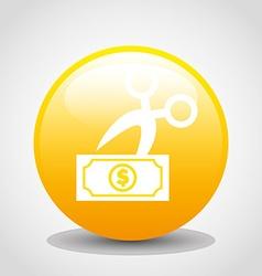 money icon vector image