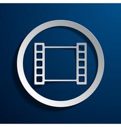 movie vector image vector image