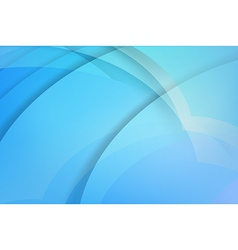 Abstract background light blue layered eps 10 002 vector image vector image