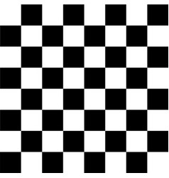 chess board background vector image vector image