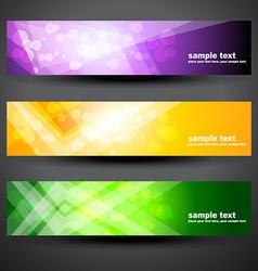 header design vector image