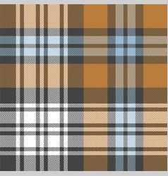 tartan plaid pattern background vector image