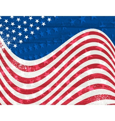 usa background EPS10 Contains transparent objects vector image