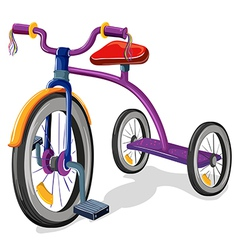 A bicycle vector