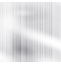 Brushed metal template background eps 10 vector