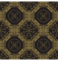 Ornamental Geometric Pattern vector image