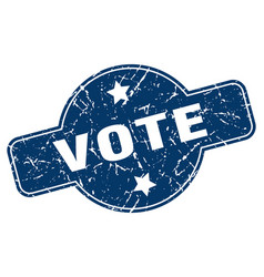 Vote sign vector